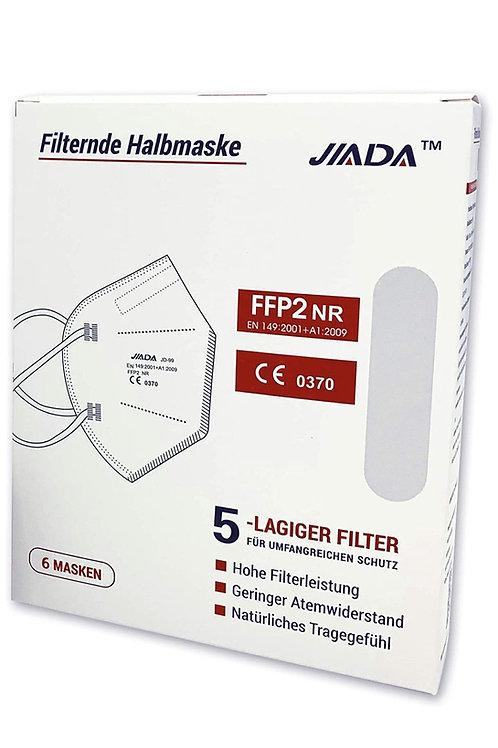 Premium FFP2 Maske (6er Pack)