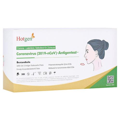 Hotgen Covid-19-Antigen-Schnelltest - ab 1,00 €