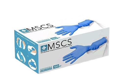 MSCS Nitril Handschuhe