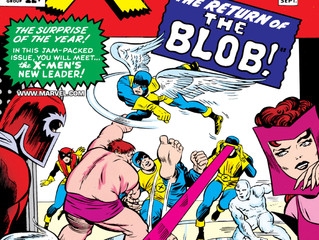 My Trek Through The X-Universe:Return of The Blob