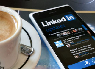 LinkedIn Tip: Notify Your Network of Update