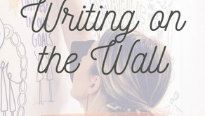 New Video Blog :: Writing on the Wall