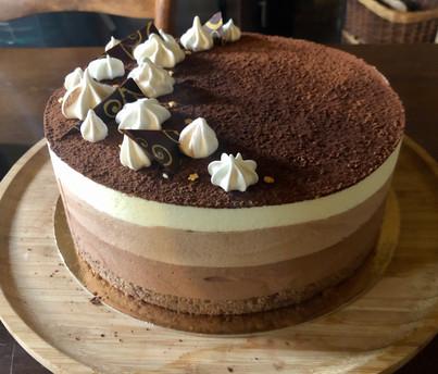 Dessert spécial anniversaire