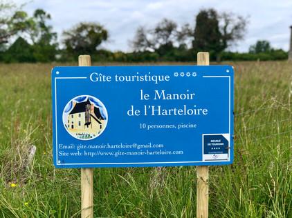Le Manoir de l'Harteloire
