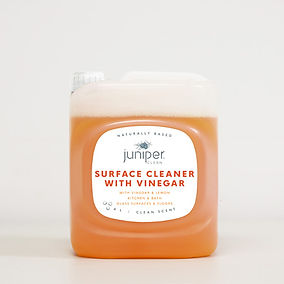 Juniper Clean Surface Cleaner with Vinegar 4000 ML  OEM Private Label Contract Manufacturing Producers Manufacturer Detergents