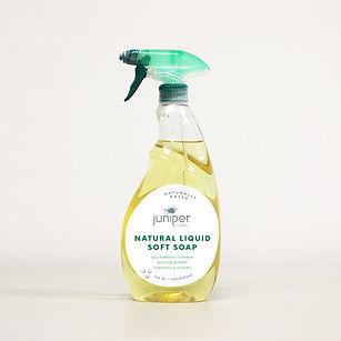 Juniper Clean Natural Liquid Soft Soap 750 ML Oem Private Label Contract Manufacturer Producer Wholesaler Supplier