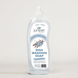 Juniper Clean Dish Washing Soap Juniper Forest Scented Private Label Manufacturer Producers Household Cleaners