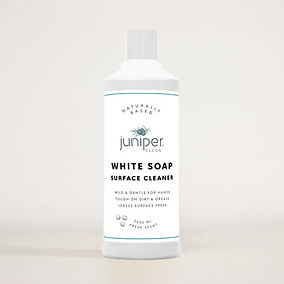 Juniper Clean Surface Cleaner With White Soap