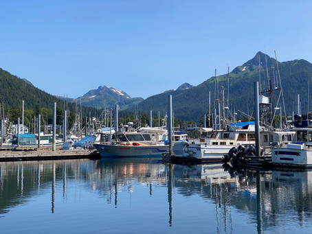 Sitka or Bust