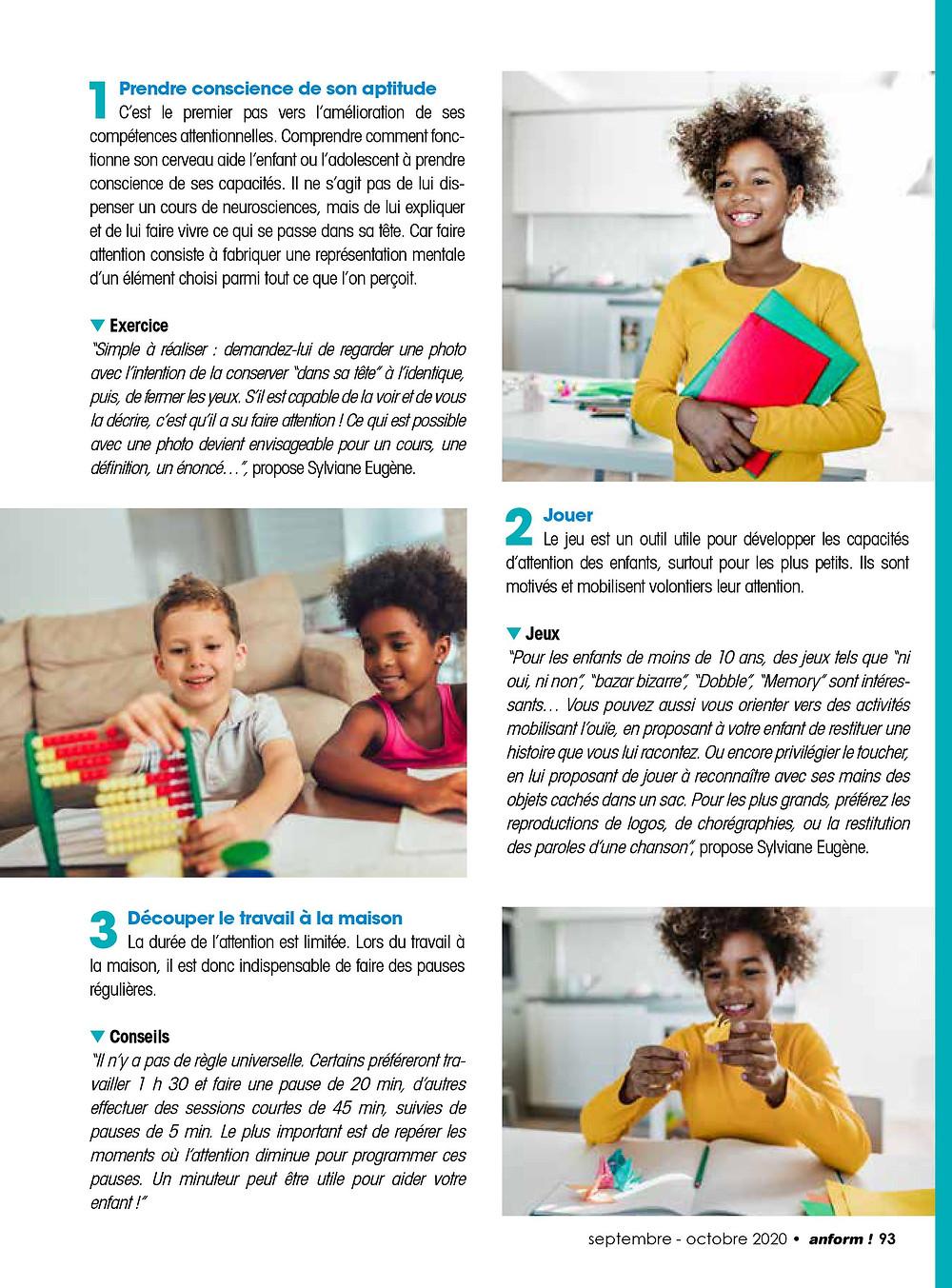 Sylviane Eugene | méthodologie scolaire | soutien scolaire | Apprendre à apprendre | Coaching scolaire | motivation scolaire | Martinique