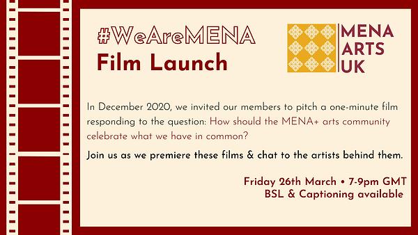 #WeAreMena Film Launch.png