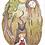 Thumbnail: Pohlednice - ilustrace z knížky Povídánky pod hrušní