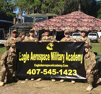 Eagle Aerospace Military Academy Inc.