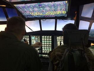 aerospace simulation training