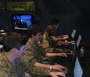 military training on computer