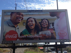 Coca-Cola Billboard