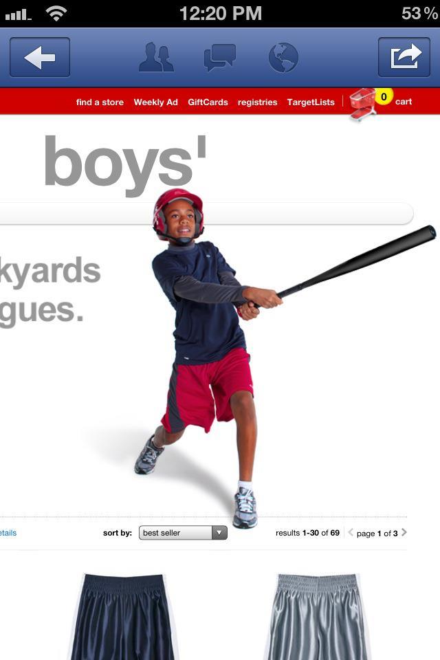 Target Boys