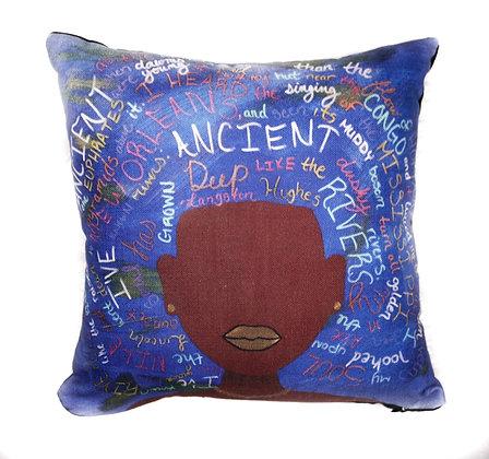 Rivers Pillow