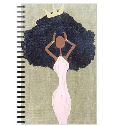Crowned Notebook