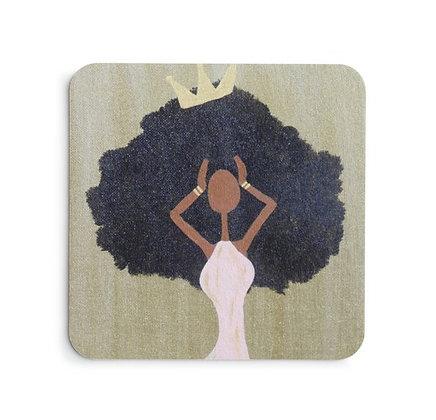 Crowned Coaster Set