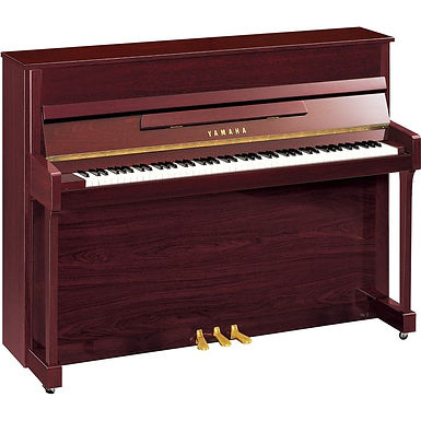 Yamaha B2 piano Polished mahogany