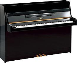 Jaarhuur Yamaha B1 piano