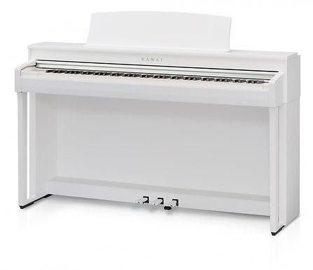 Kawai CN39 digitale piano Satin white