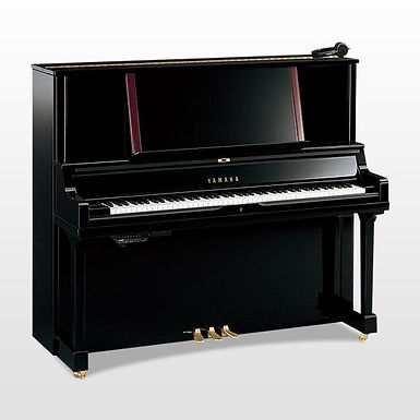 Yamaha YUS5 SH2 Silent piano PE Zwart hoogglans