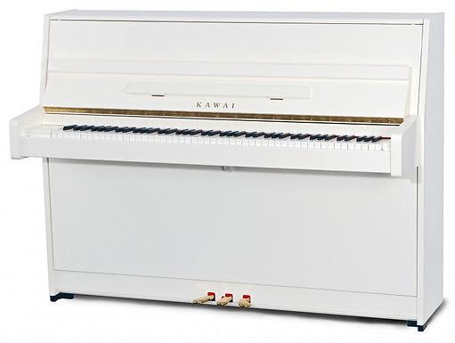 Kawai K15 piano wit hoogglans