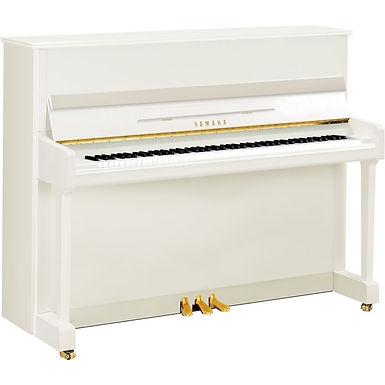 Yamaha P116 PE  piano Wit hoogglans