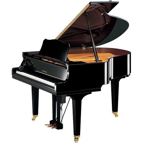 Yamaha DCG1 EN disklavier PE vleugelpiano hoogglans zwart
