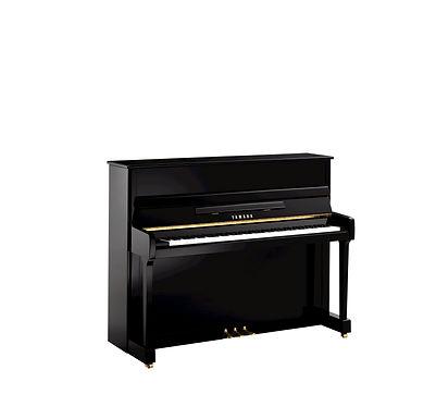 Yamaha P116 PE  piano Zwart hoogglans