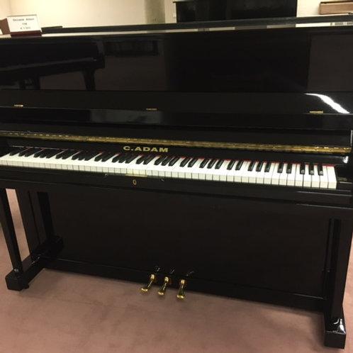 C. adam piano