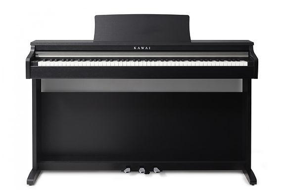 Jaarhuur Kawai CN17 digitale piano Satin black
