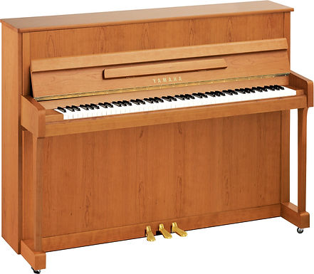 Yamaha B2 piano Satin natural cherry