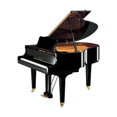 Yamaha GC1 PE vleugelpiano hoogglans zwart