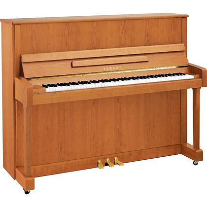 Yamaha B3 piano satin natural cherry