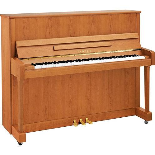 Yamaha B3 piano satin natural cherry