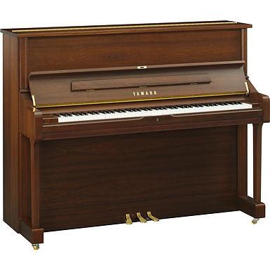 Yamaha U1 piano Satin american walnut