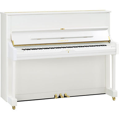 Yamaha U1 piano wit hoogglans