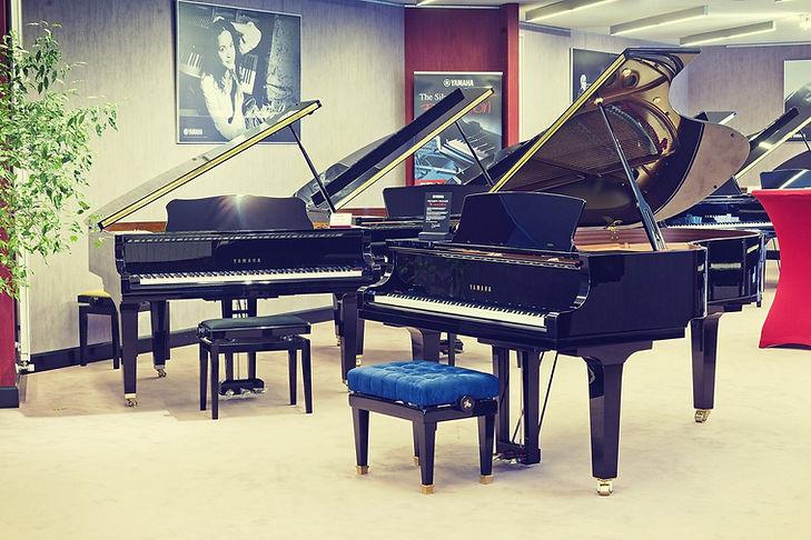Vleugel piano's Yamaha