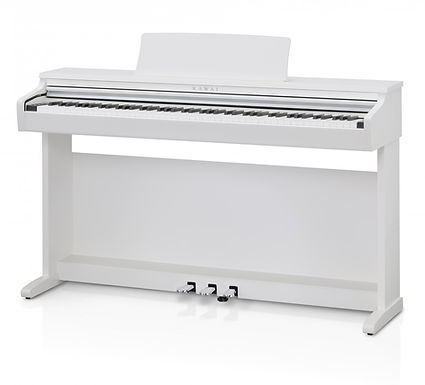 Kawai CN17 digitale piano Satin white