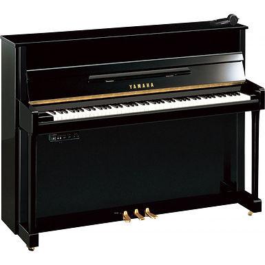 Yamaha B2 SC2 Silent piano PE Zwart hoogglans