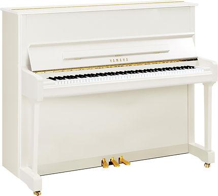 Yamaha P121 piano Wit hoogglans