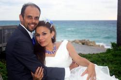 bride groom deerfield beach marriage