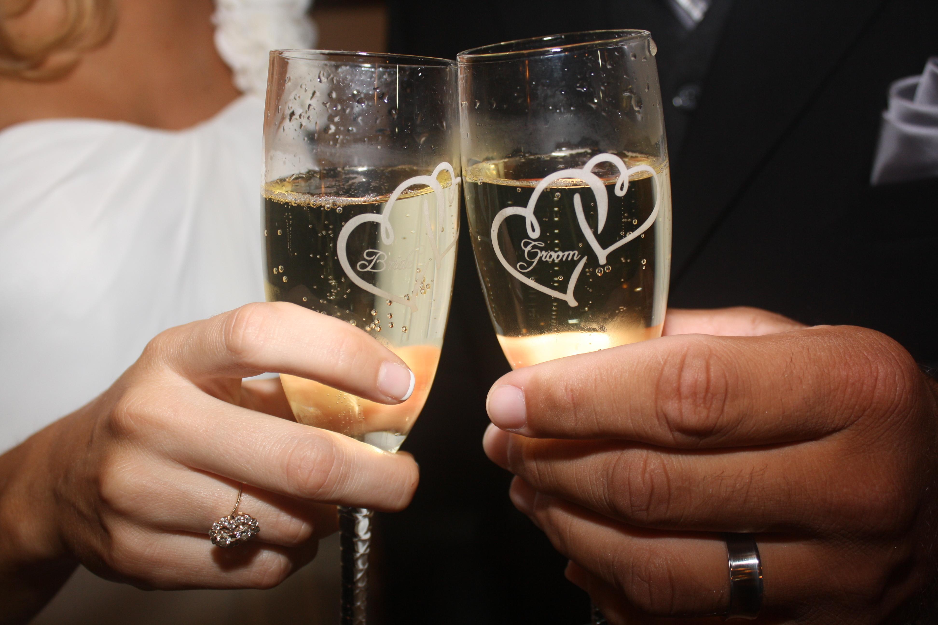 newlywed wedding toast