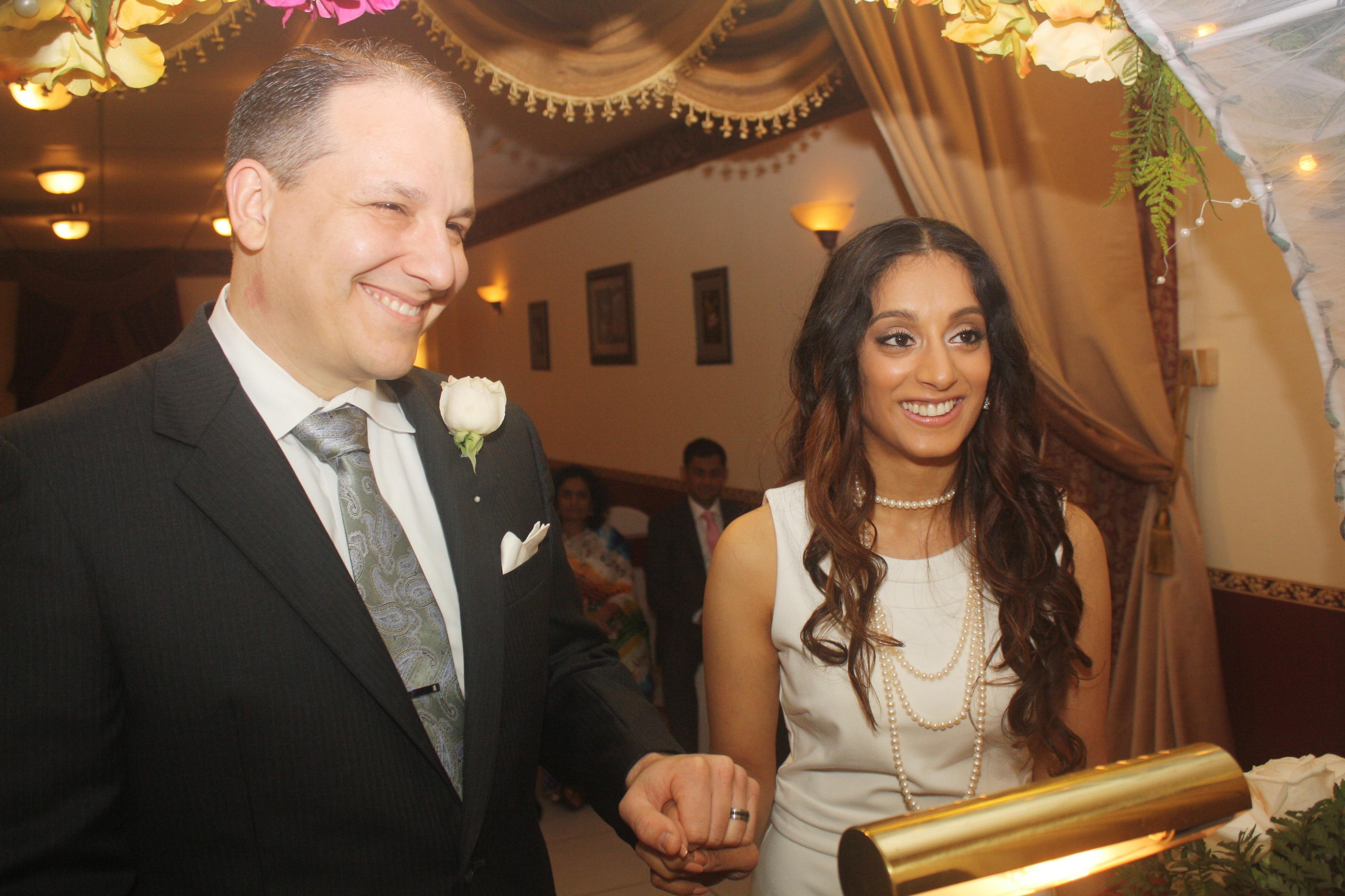 wedding chapel exchange vows
