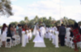 florida outdoor wedding