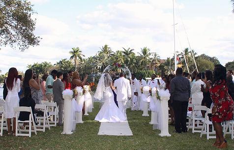 florida outdoor wedding