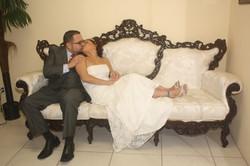 happy couple wedding chapel florida